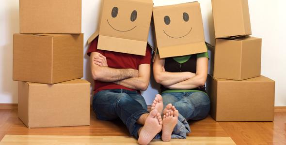 Luxus költöztetés - A csomagolást Ön végzi, mi pedig minden mást.